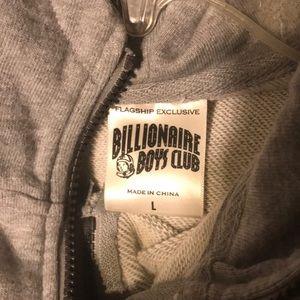 A flagship exclusive Billionaire Boys club hoodie